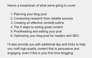 How to Write a Blog Post: 11 Steps [Complete Guide for 2020]